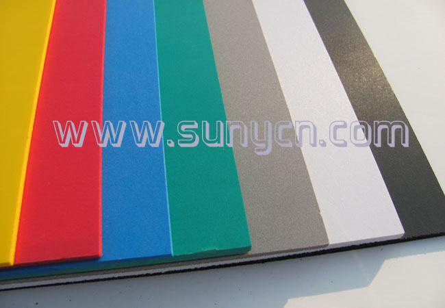 3mm 灰色安迪板