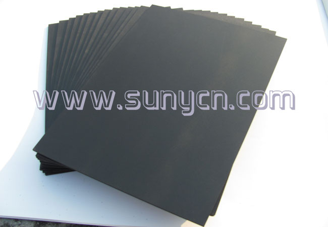 3mm 黑色安迪板