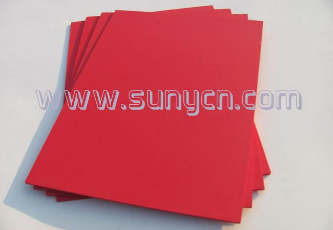2mm 红色安迪板