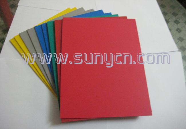 3mm 红色安迪板