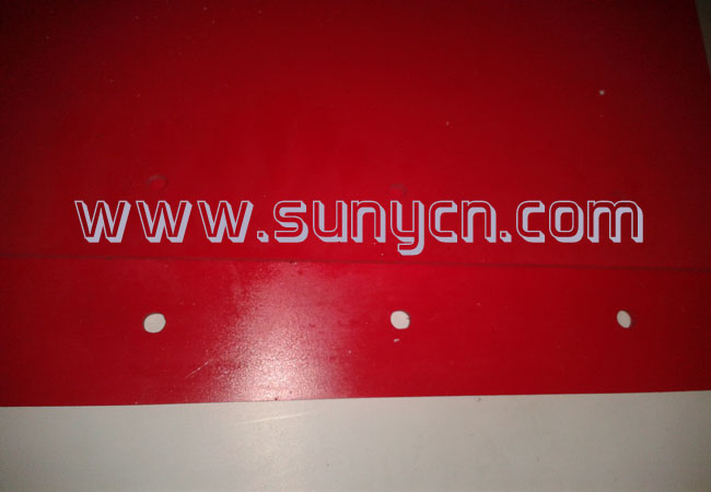 6mm 红色安迪板