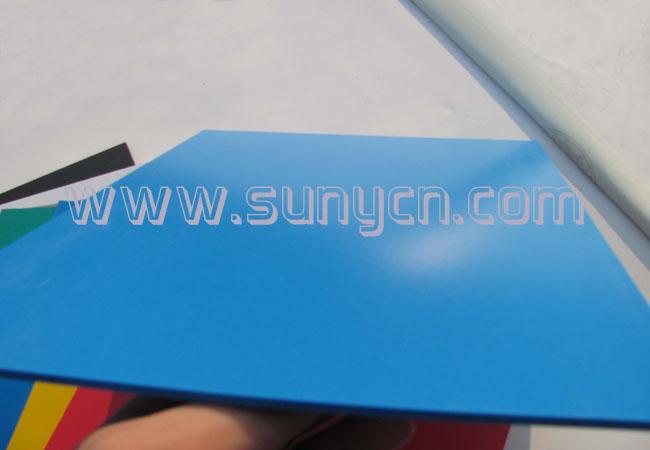 5mm 蓝色安迪板