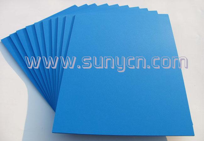 3mm 蓝色安迪板