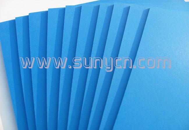 2mm 蓝色安迪板