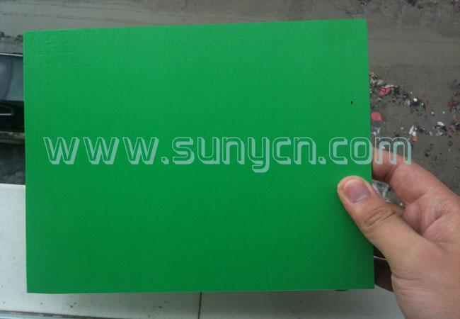 6mm 绿色安迪板
