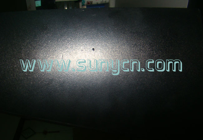 3mm特殊规格黑色安迪板